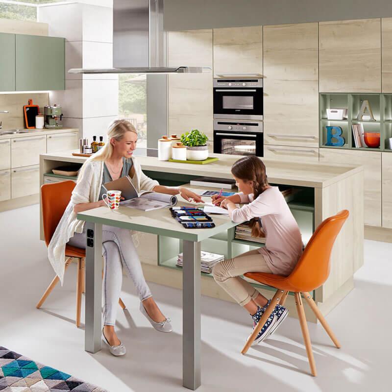 einrichtungstipps f r die k che tupperware. Black Bedroom Furniture Sets. Home Design Ideas