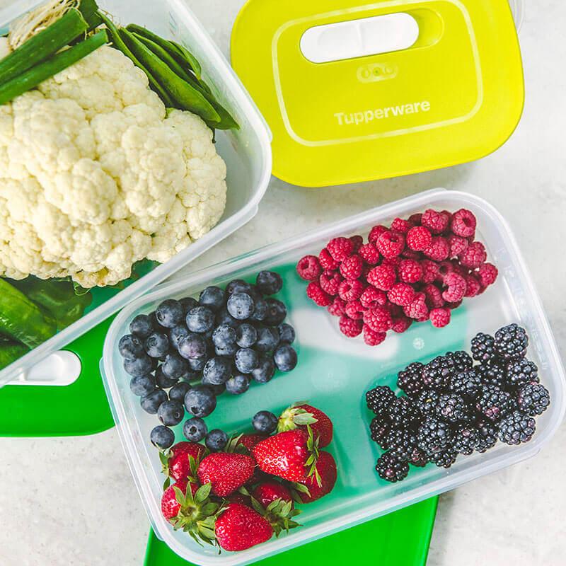 So Bleibt Dein Obst Und Gemüse Länger Frisch Tupperware